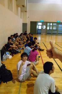 [運動] 2014電子所三對三籃球賽
